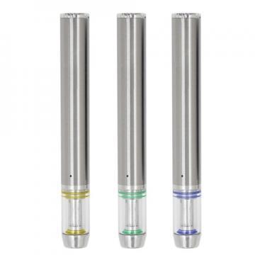 Ceramic Coil SS316 Tube Electronic Cigarette 0.3ml 0.5ml 1.0ml Oil Cbd Disposable Vape Pen Ecig