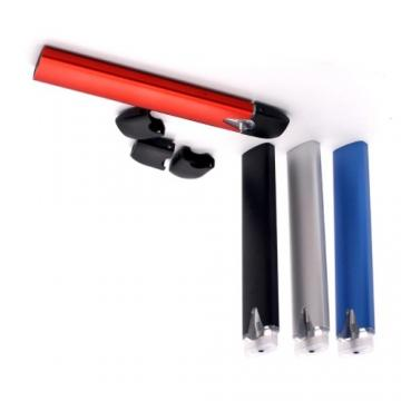 Magnet Connection Disposable Closed Pod Empty Black Cyan E Cigarette Vape Pen