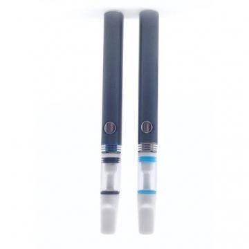 Full ceramic oil cartridge with 510 thread 1.0mL disposable cbd oil vape cartridge
